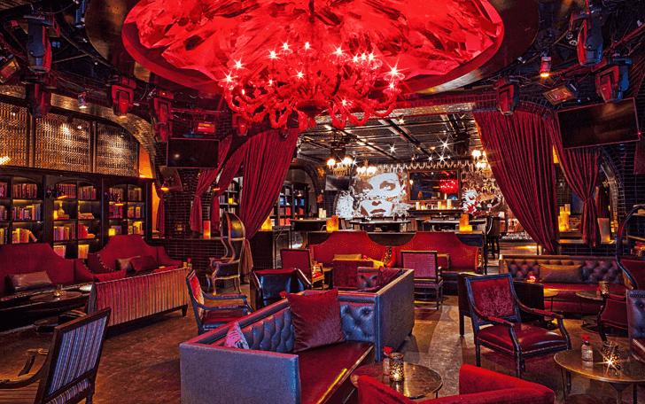 Restaurante e Lounge LAVO em Las Vegas