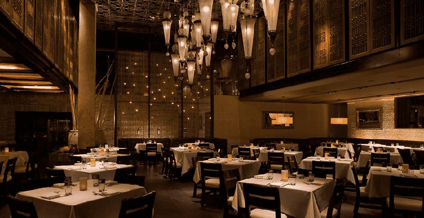 Mais detalhes sobre o restaurante e Lounge LAVO em Las Vegas