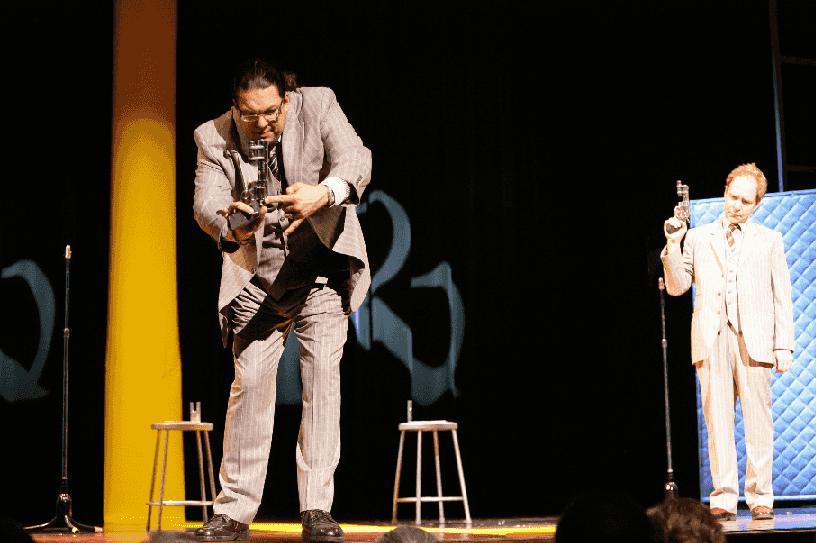 Como é o show Penn & Teller em Las Vegas