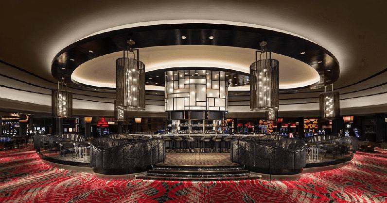 Como é o Hotel e Cassino Palms em Las Vegas