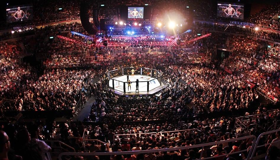 Onde comprar ingressos para o UFC em Las Vegas