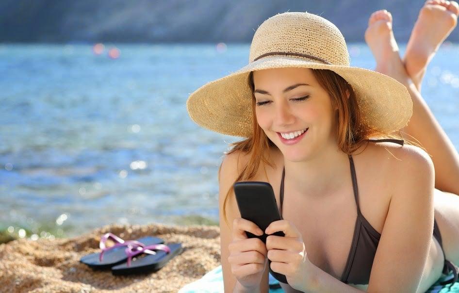 Como usar seu celular a vontade na Califórnia e EUA