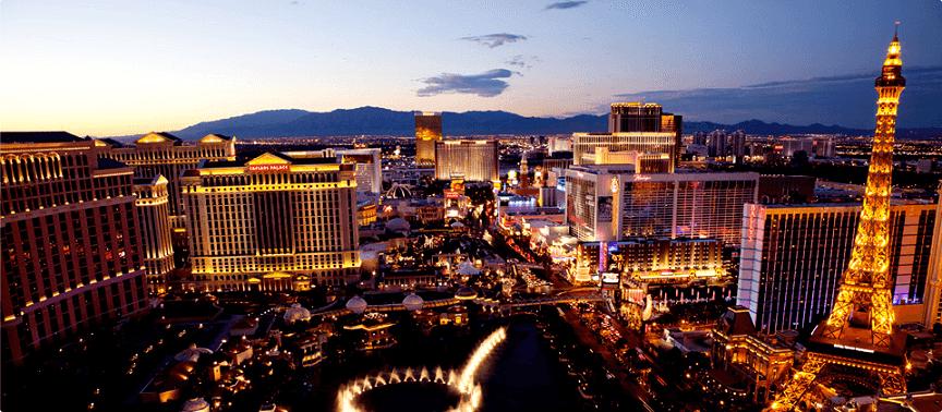 Quantos dias ficar em Las Vegas?