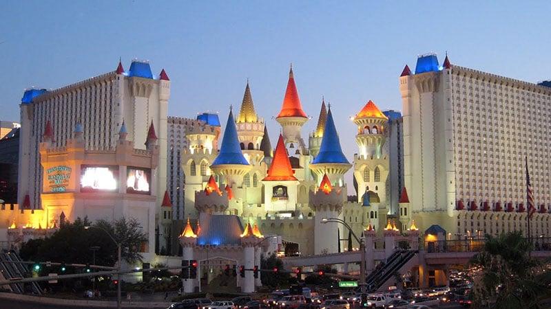 Dicas de Las Vegas: Excalibur Hotel