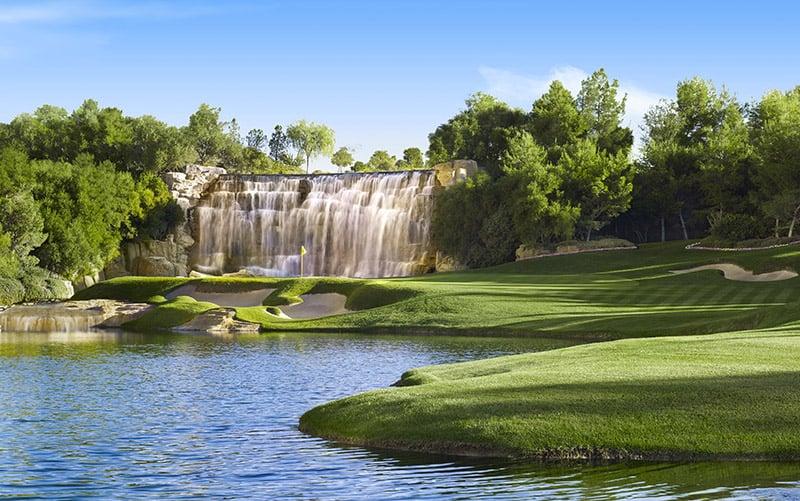 Dicas de Las Vegas: Campo de golfe do Wynn em Las Vegas