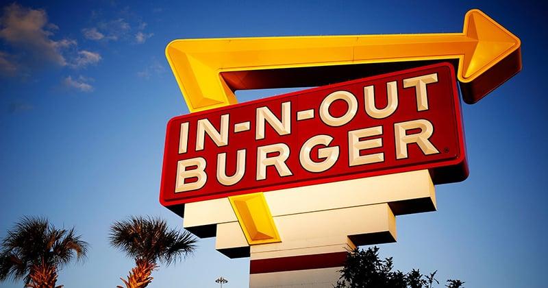 Dica de Las Vegas: In-N-Out Burger