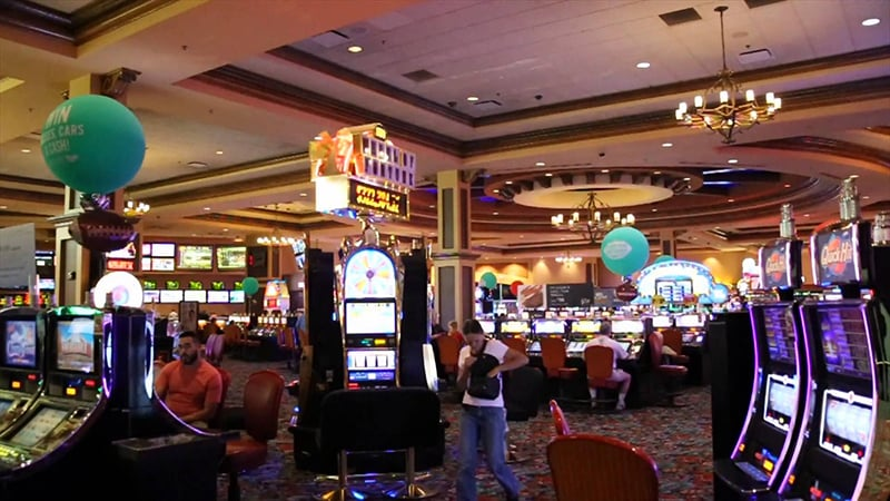 Dicas de Las Vegas: Ambientes do Cassino Fiesta Rancho