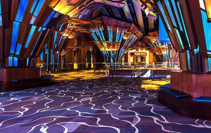 Dicas de Las Vegas: Ambiente do Cassino Harrah's em Las Vegas