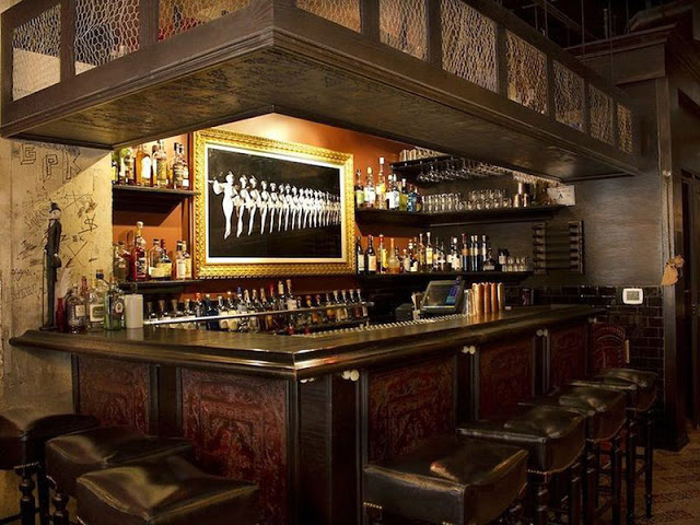 Principais bares de Downtown em Las Vegas: Bar The Laundry Room