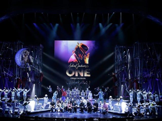 Ingressos para o Show Michael Jackson One em Las Vegas