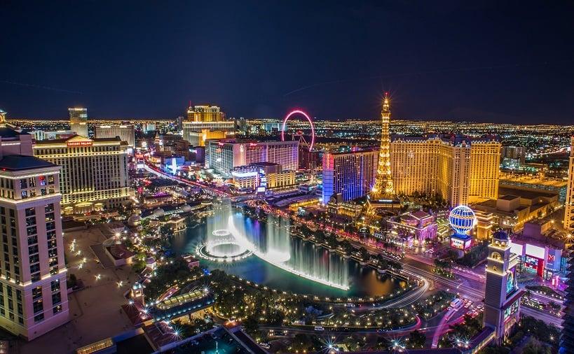 Las Vegas no EUA