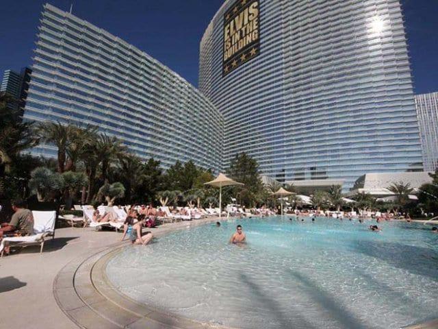 Hotéis com dois quartos juntos em Las Vegas