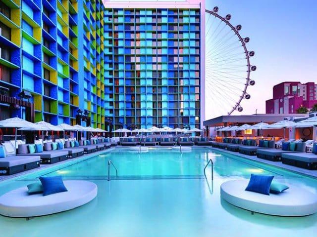 Hotéis com atendimento em português em Las Vegas