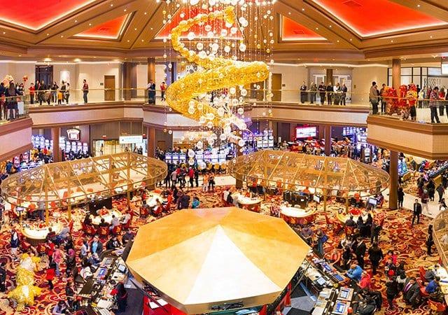 Lucky Dragon Hotel e Casino em Las Vegas