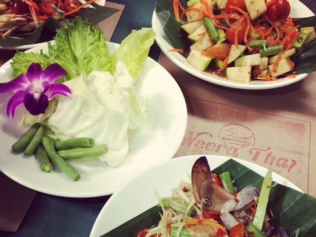 Restaurantes veganos em Las Vegas