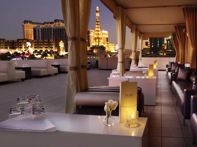 Nobu Hotel em Las Vegas