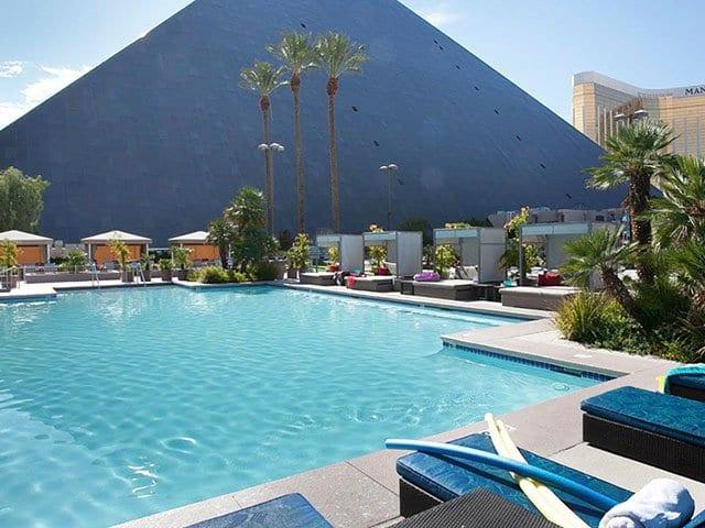 Novidades Hotel Luxor em Las Vegas