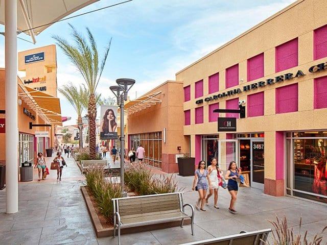 Qual é o melhor outlet de Las Vegas?