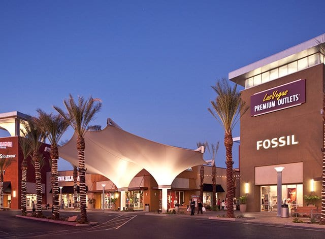 Qual é o melhor shopping de Las Vegas?