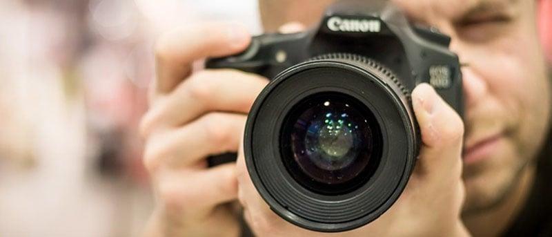 Qual é o melhor lugar para comprar câmera fotográfica em Las Vegas?