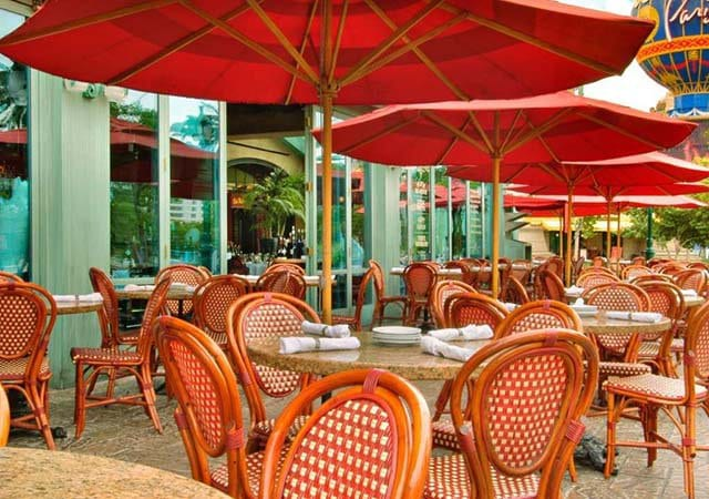 Qual o melhor lugar para tomar café da manhã em Las Vegas?