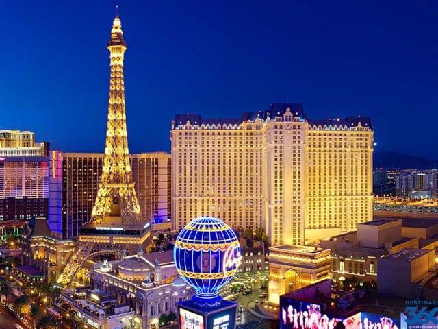 Las Vegas em outubro