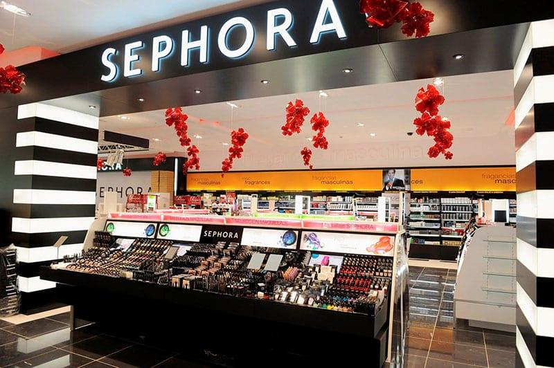 Qual é o melhor lugar para comprar maquiagens em Las Vegas: Sephora