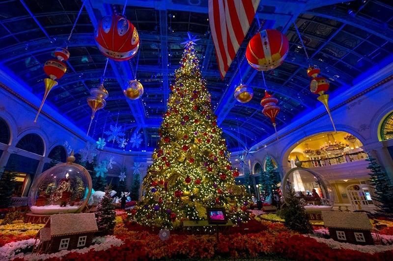Dicas de Las Vegas: Natal em Las Vegas