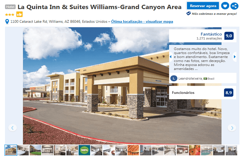 Hotel La Quinta Inn & Suites em Williams