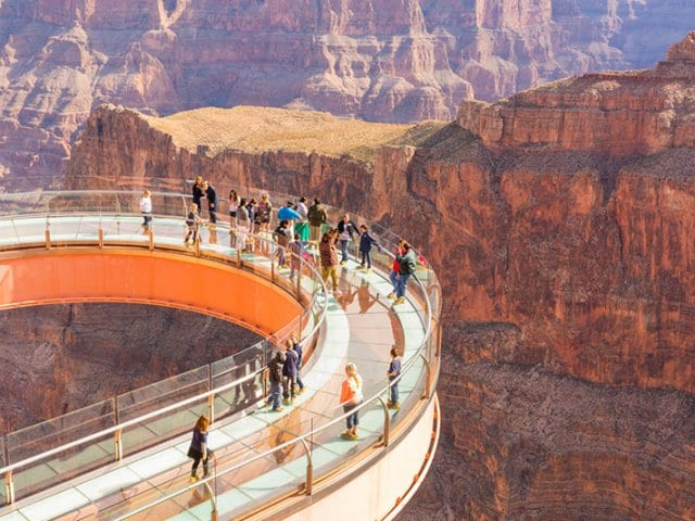 Ingressos para o Tour Parque Nacional Grand Canyon