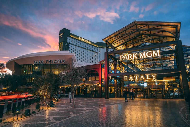 Eataly em Las Vegas