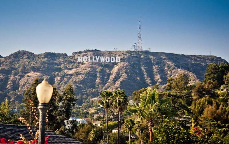Remessas internacionais para Los Angeles