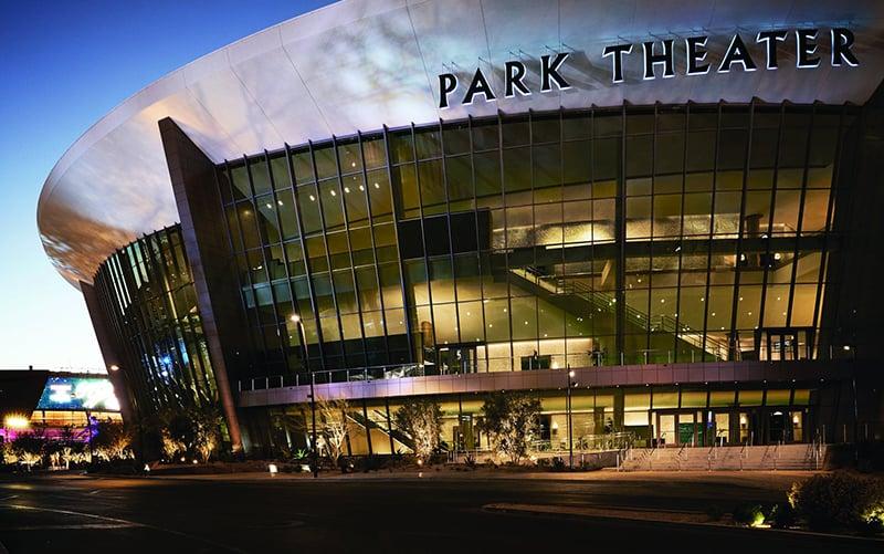 Entretenimento no Park MGM em Las Vegas
