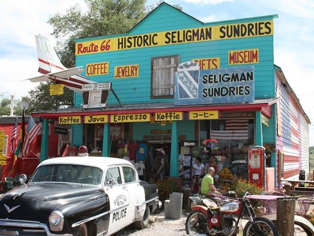 O que fazer na cidade de Seligman