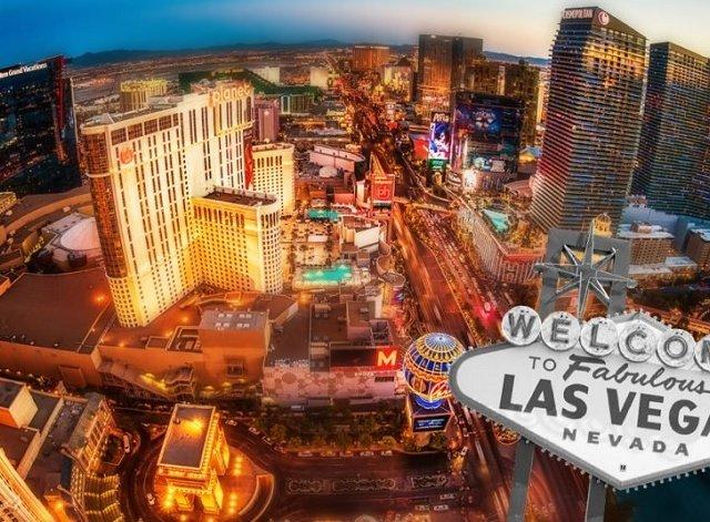 Como transferir dinheiro para Las Vegas