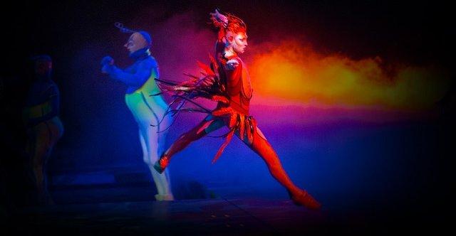 Ingressos para o Show Mystére do Cirque Du Soleil em Las Vegas