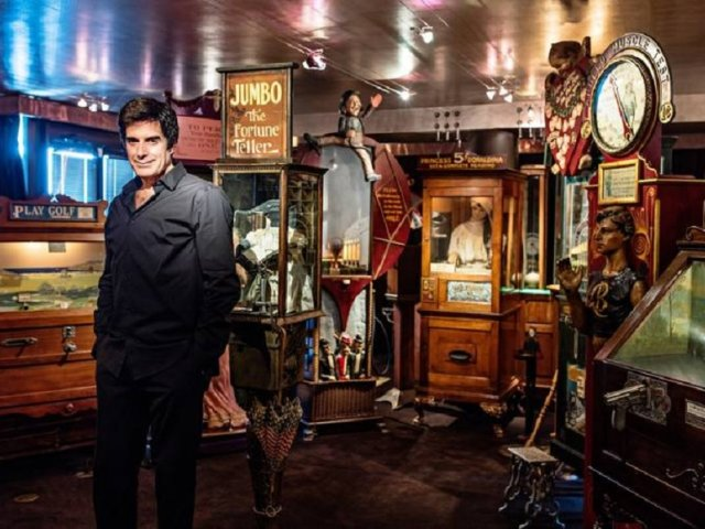 Show David CopperField em Las Vegas