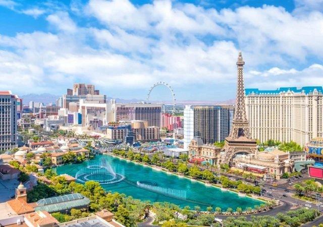 Como enviar dinheiro para Las Vegas