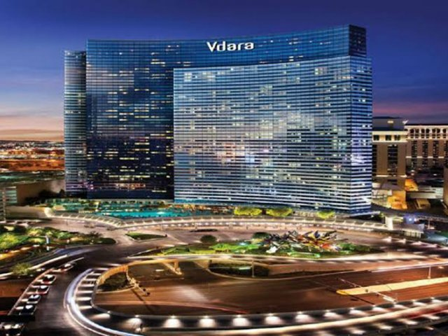 Hotel Vdara em Las Vegas