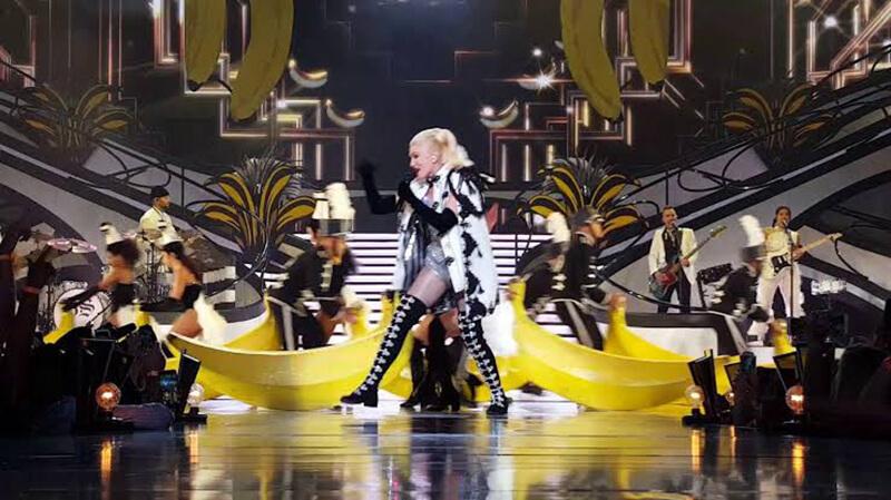 Show da Gwen Stefani em Las Vegas